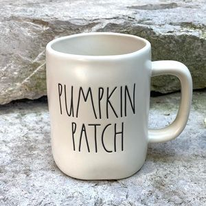 Rae Dunn PUMPKIN PATCH Fall Mug